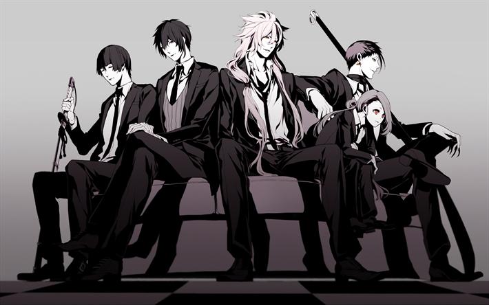 Resultado de imagen para anime Gentlemen