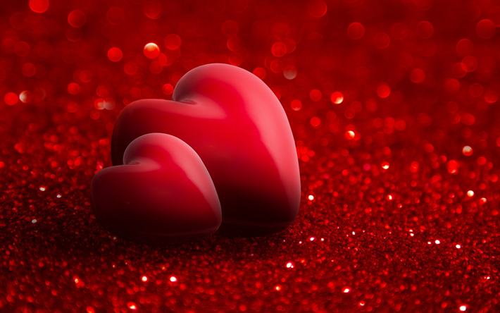 heart love red background - photo #16