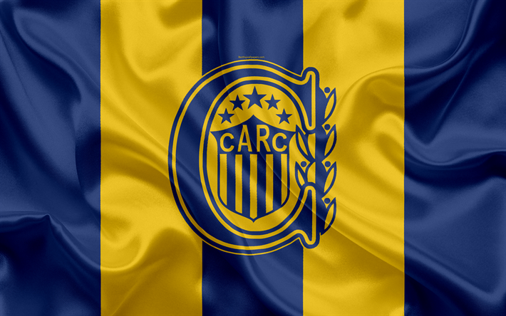 Download Wallpapers Rosario Central 4k Argentine Football Club