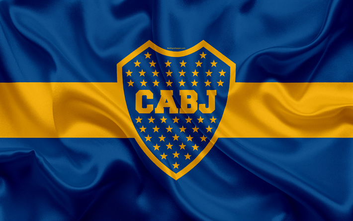 Boca Juniors: Download Wallpapers Club Atletico Boca Juniors, 4k