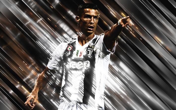 Fondos De Pantalla De Cristiano Ronaldo: Descargar Fondos De Pantalla Cristiano Ronaldo, 4k, Arte