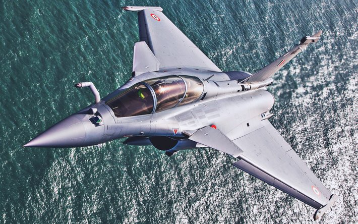 Dassault Rafale DH, close-up, combat aircraft, French Air Force, French Army, fighter, Dassault Rafale