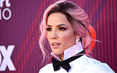4k, Halsey, 2019, cantora norte-americana, Hollywood, celebridade americana, Ashley Nicole Frangipane, beleza, Halsey photoshoot