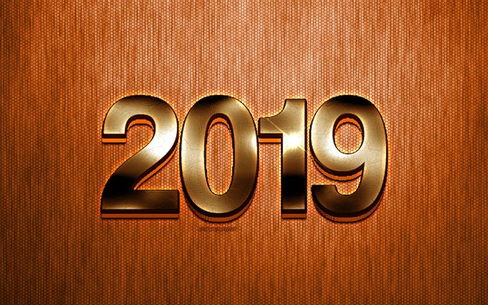 Happy New Year Orange 48