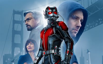 Ant-Man, 4k, Avengers Endgame, 2019 movie, poster, superheroes, Avengers 4