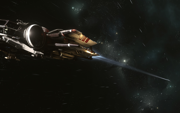 Download Wallpapers Star Citizen 4k Spaceship 2018 Games For Desktop Free Pictures For Desktop Free