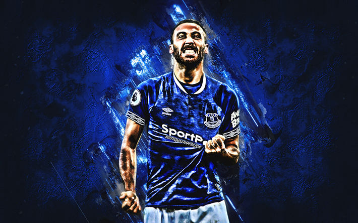Download Wallpapers Cenk Tosun, Blue Stone, Turkish