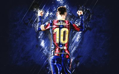 Lionel Messi, FC Barcelona, Argentinian footballer, world football star, La Liga, Spain, football, Leo Messi