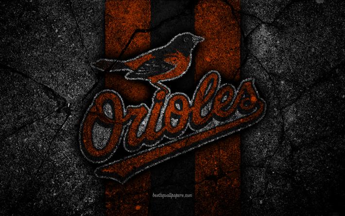 Baltimore Orioles, logo, MLB, baseball