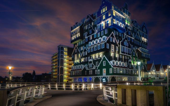 Herunterladen Hintergrundbild Zaandam Hotel Noord Holland
