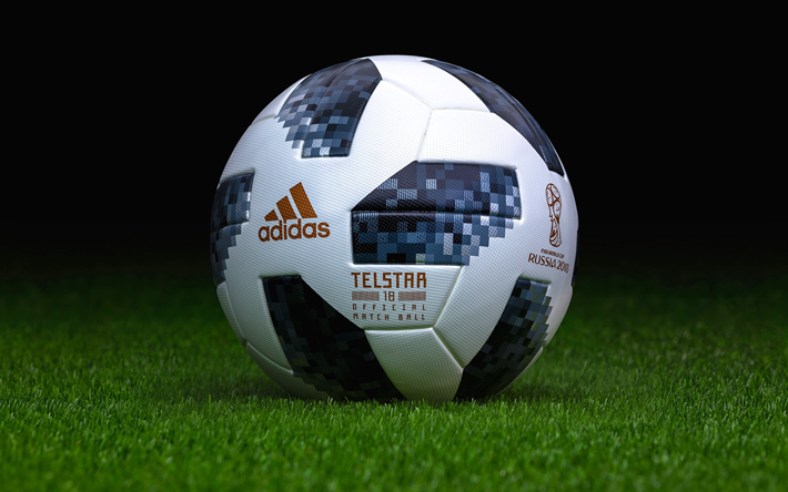 Adidas Telstar  Fifa World Cup  Ball Russia  Fifa World Cup