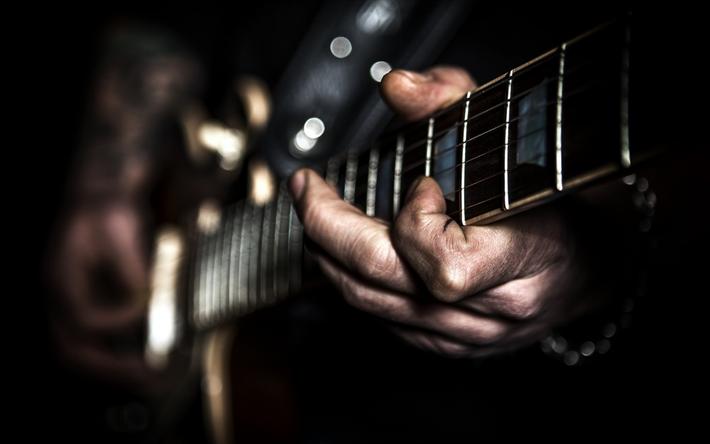 Telecharger Fonds D Ecran Jouer De La Guitare Electrique Concepts Rock Guitare Pour Le Bureau Libre Photos De Bureau Libre
