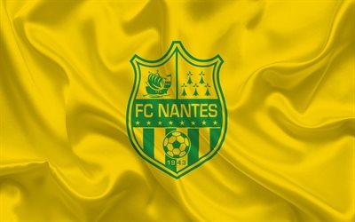 t l charger fonds d 39 cran le fc nantes club de football nantes embl me le logo jaune de la. Black Bedroom Furniture Sets. Home Design Ideas