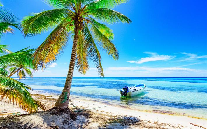 Descargar Fondos De Pantalla Verano Mar Islas Tropicales La Playa