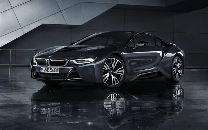 Download wallpapers BMW i8, 2016, Special Edition ...