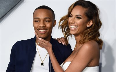 Bow Wow, American rapper, Erica Mena, american model, beautiful couple