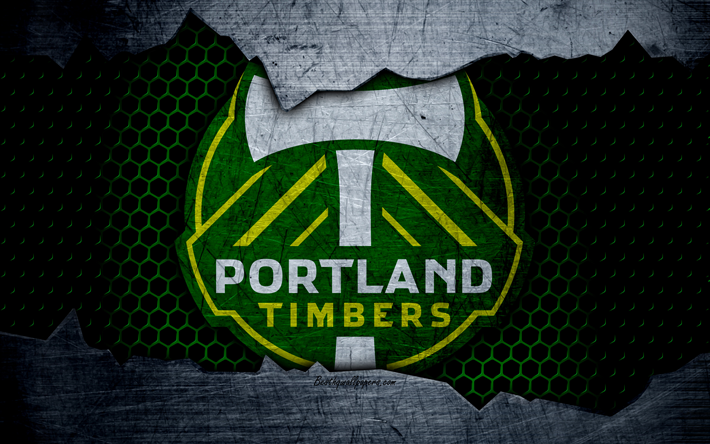 Portland Timbers 4k Logo MLS Soccer Western Conference Football Club