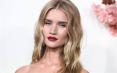 Rosie Huntington-Whiteley, mannequin britannique, portrait, séance photo, belle femme