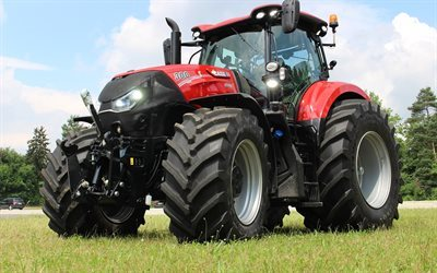 Case IH Optum 300, 2016, tractors, new tractors, agricultural machinery