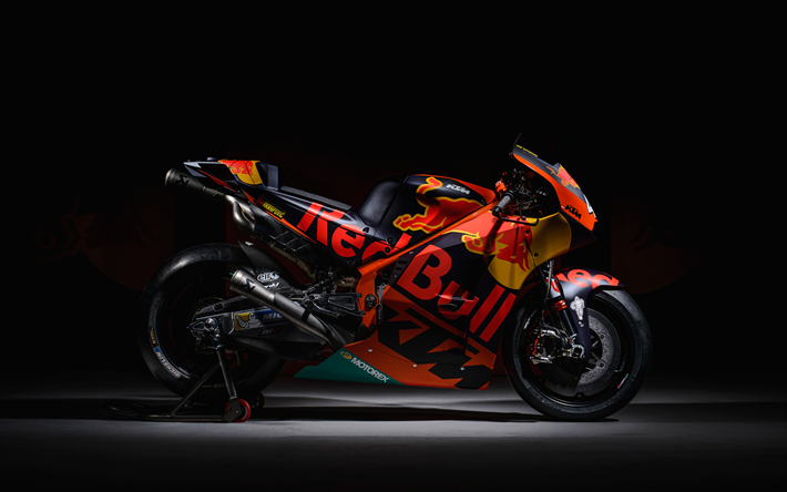 Descargar Fondos De Pantalla Ktm Rc16 2017 Red Bull Motogp