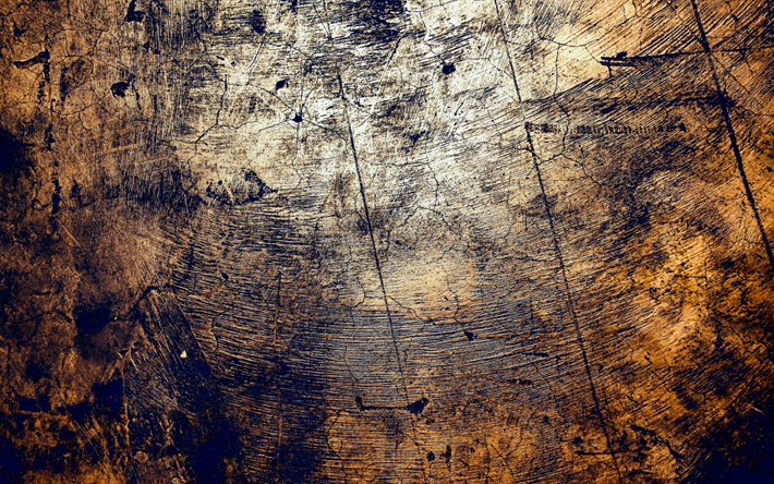 Download Wallpapers 4k Wood Texture Wood Cut Wooden Deck