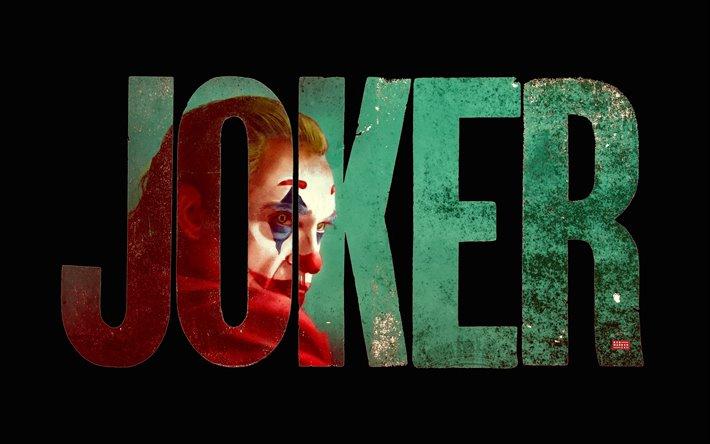 Download Wallpapers Joker 2019 4k Poster Promotional