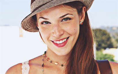 Amanda Righetti, 2018, amerikansk kändis, Hollywood, skönhet, Amanda Righetti photoshoot