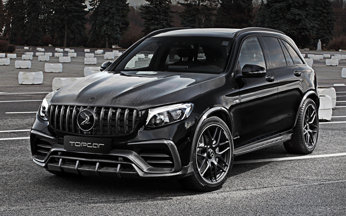 Download wallpapers Mercedes-AMG GLE 63 S Inferno, 2018 ...