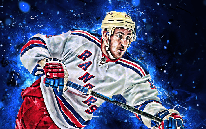 Kevin Hayes, hockey players, New York Rangers, NHL, hockey stars, Hayes