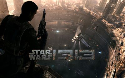 Star Wars 1313, 2017, 4k, new games