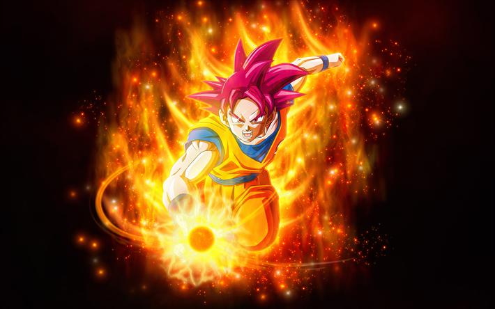 Los Mejores Fondos De Pantalla De Goku Migatte No Gokui Hd: Download Wallpapers 4k, Super Saiyan God, Ultra Instinct
