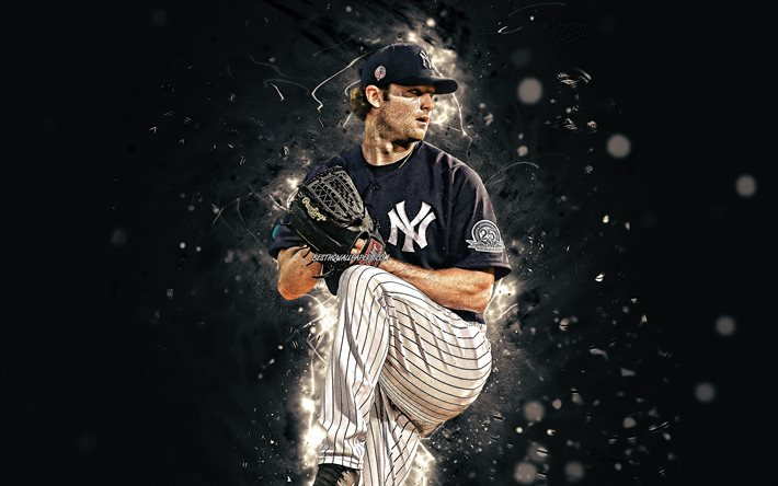Download Wallpapers Gerrit Cole 4k Mlb New York Yankees Pitcher Baseball Gerrit Alan Cole Major League Baseball Neon Lights Gerrit Cole New York Yankees Gerrit Cole 4k Ny Yankees For Desktop Free