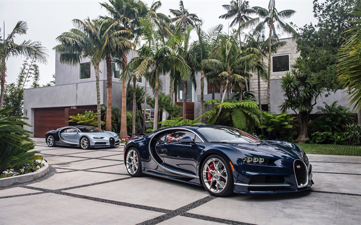 download wallpapers bugatti chiron 2016 hypercar. Black Bedroom Furniture Sets. Home Design Ideas