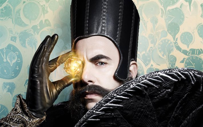 Alice Through the Looking Glass, 2016, Sacha Baron Cohen, Time