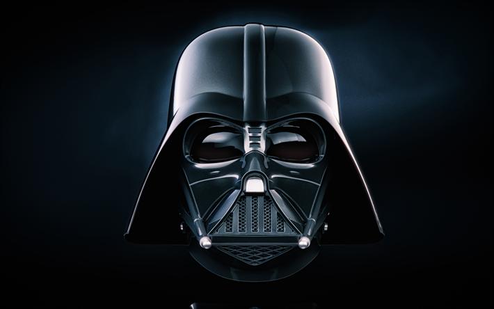Herunterladen Hintergrundbild Darth Vader 4k Star Wars