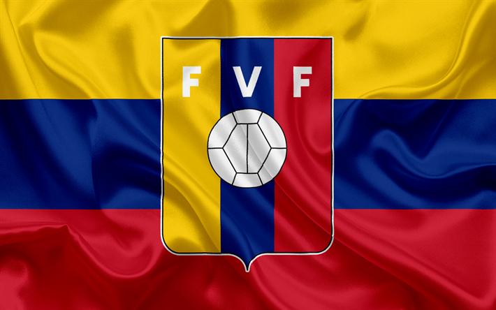 Resultado de imagen para federacion venezolana de futbol logo