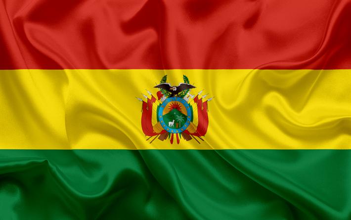 Risultati immagini per bandiera bolivia