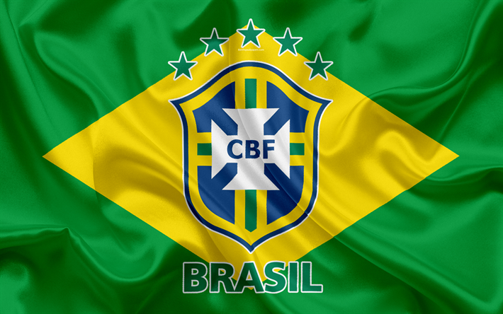 Download imagens nacional do brasil de futebol da equipe logo emblema bandeira do brasil - Logo club foot bresil ...