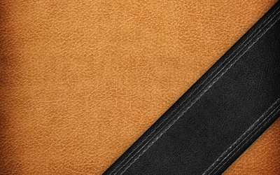 brown leather, leather texture, black leather, leather background