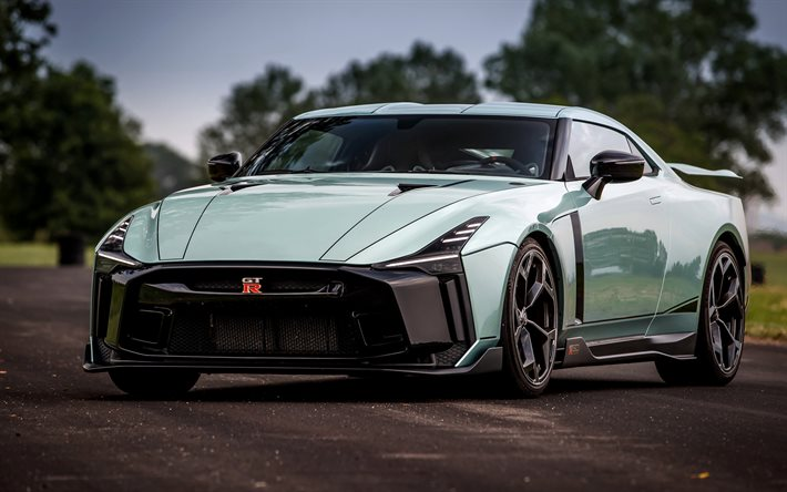 2020, Nissan GT-R50, Italdesign, Nismo, sports coupe, tuning GT-R, japanese sports cars, Nissan