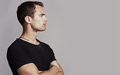 Theo James, english actor, portrait, photoshoot, popular actors, Theodore Peter James Kinnaird Taptiklis