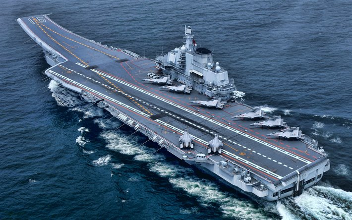 Liaoning, aircraft carrier, Chinese Navy, PLA Navy, Chinese Type 001, Varyag