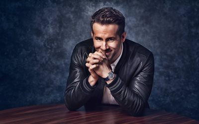 Ryan Reynolds, 2019, kanadensisk-amerikansk skådespelare, superstars, kanadensiska kändis, Hollywood, Ryan Rodney Reynolds, filmen stjärnor, Ryan Reynolds photoshoot