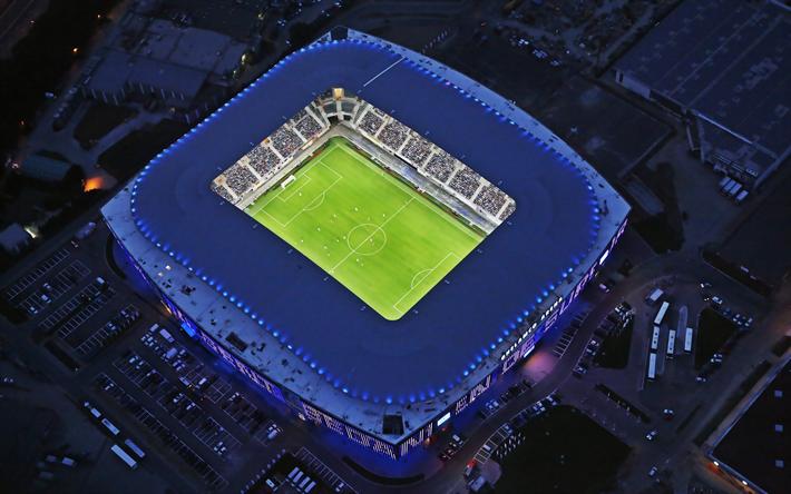 Descargar Fondos De Pantalla Ghelamco Arena Belga Un