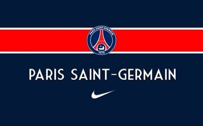 Paris Saint-Germain, PSG, fan art, logo, football
