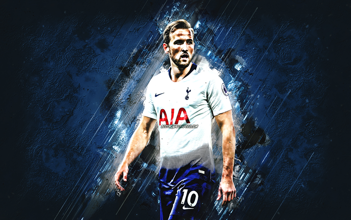 Download Wallpapers Harry Kane, Tottenham Hotspur FC