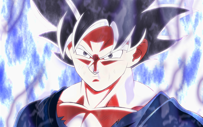 Download wallpapers Mastered Ultra Instinct, 4k, Ultra