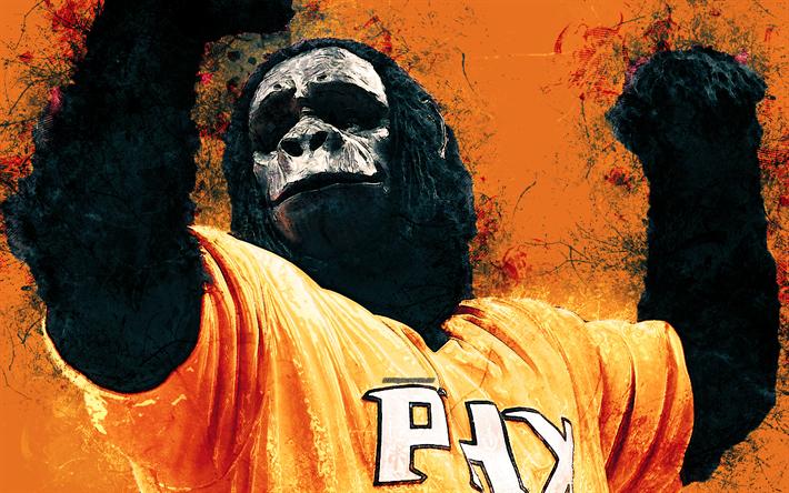 Download Wallpapers Go The Gorilla Official Mascot Phoenix