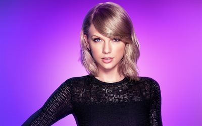Taylor Swift, Singer, USA, portrait, makeup, blond, beautiful woman