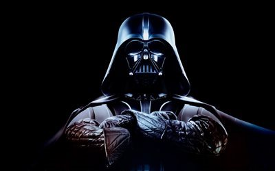 Darth Vader, Star Wars, movie characters
